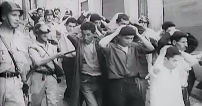 Резултат с изображение за В Алжир избухва въстание за независимост от Франция.